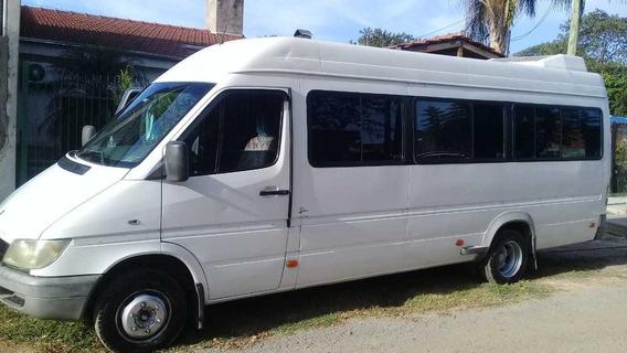 Mercedes-benz Sprinter 2.5 413 Minibus 4025 19+1 2006