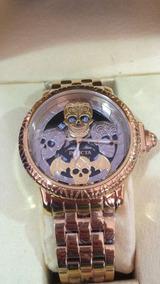 Relógio Invicta Skull Caveira Na Caixa A Prova D
