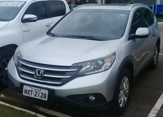 Honda Crv 2.0 Exl 4x2 16v Flex 4p Automatico 2014/2014