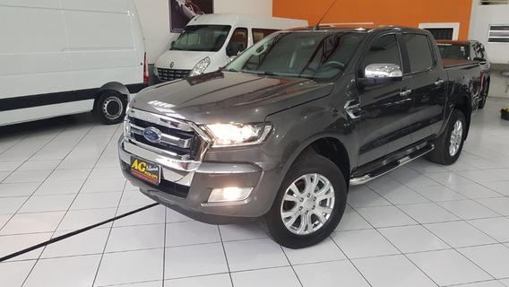 Ford Ranger Xlt Turbo Diesel 4x4 Cd 18/2019 Apenas 29.000 Km