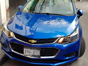 Chevrolet Cruze 1.4 Lt At 2017 Unico Dueño Posible Cambio