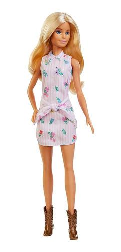 Imagen 1 de 8 de Barbies Fashionistas (20v) Original
