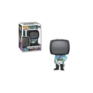 Funko Pop Prince Robot Iv 09 - Saga - Muñeco Original Nuevo