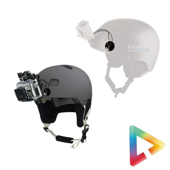 Conjunto De Alças E Suportes Adesivos Gopro Go Pro Atbkt-005