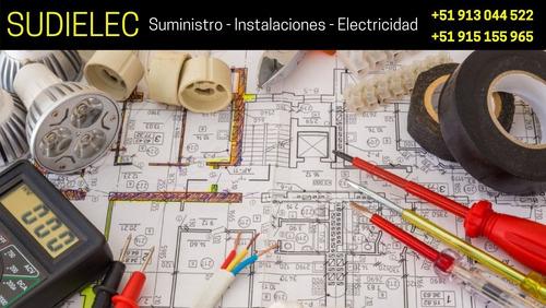 Electricista - Instalaciones Electricas