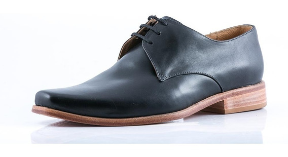 Zapato Marquis Blengio Hombre Negro