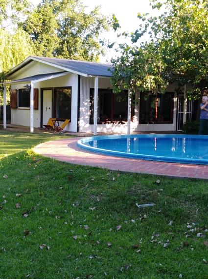Alquiler De Casa Quinta Barrio Cerrado Zona Sur