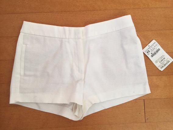 Shorts Zara Talla Xs