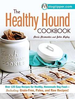 El Libro De Cocina De Sabueso Saludable Con Mas De 125 Recet