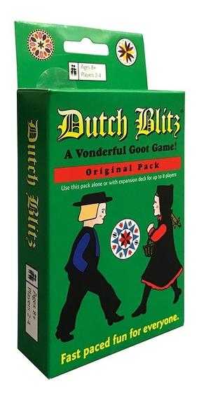 Juego De Mesa Dutch Blitz