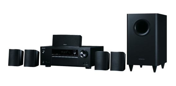 Home Theater Onkyo Ht-s3800 5.1