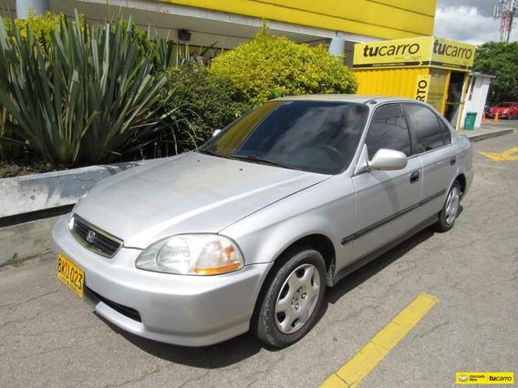 Honda Civic Lx Automatico Sedan