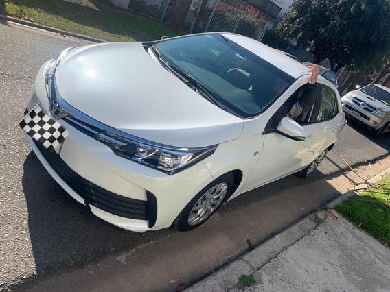 Toyota Corolla 2018 1.8 Xli Automatico Inmaculado