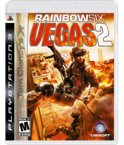 Rainbow Six Vegas 2 - Mídia Física / Ps3