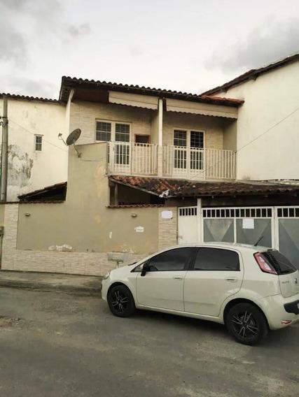 Valverde/nova Iguaçu.casa 2 Quartos(c/sacada),sala, Cozinha, 2 Banheiros E Garagem. - Ca00633 - 34253380