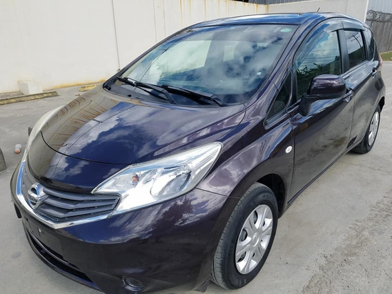 Vendo Nissan Note 2014 Inicial 70,000 Financiamiento Disponi