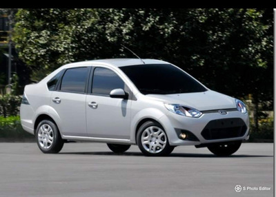 Ford Fiesta Sedan 1.6 Pulse Flex 4p 2011