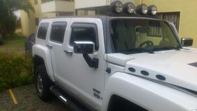 Hummer H3 Vendo O Permuto Por Terreno En Valparaiso