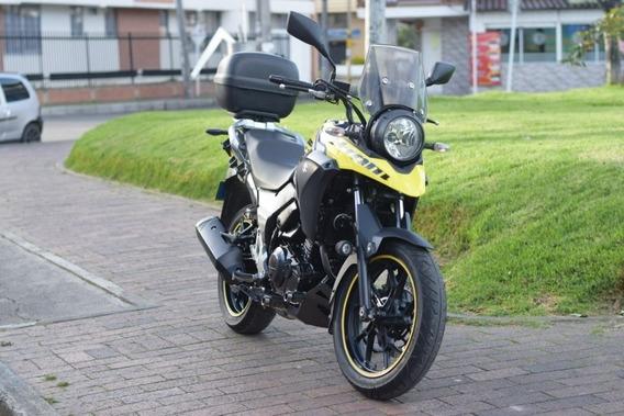 Suzuki Dl 250