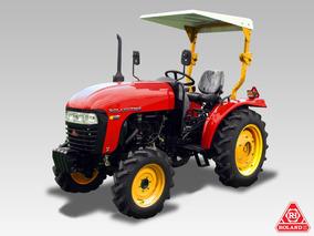 Tractor Roland H025 25hp 4wd, 3 Puntos, Toma De Fuerza 4x4