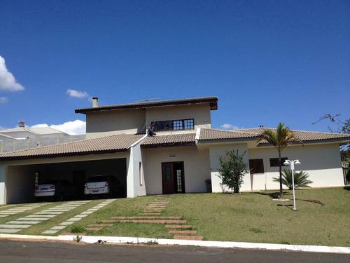 Imagem 1 de 10 de Portal Da Colina   Casa 400 M²  4 Dorms  2 Suítes   F-6960 - V6960