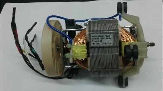 Motor 7630 C/ Suporte P/ Liquidificador Liq361/ 127v Inspire