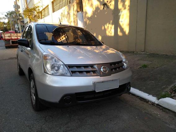 Nissan Livina Sl 1.6 16v Flex 5p