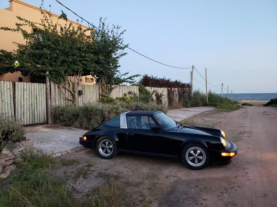 Porsche 911 1983 Sc Targa