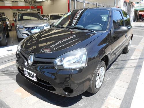 Renault Clio 1.2 Confort Plus Gnc 3 Puertas Año 2013
