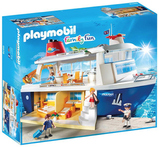 Crucero Playmobil Niño Nuevo Envío Gratis