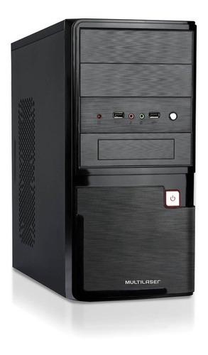 Pc Desktop Core I5 8gb Ssd 240gb Win10 + Programas Basicos