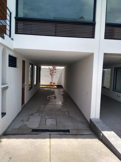 Equipada Casa Nueva En Fracc. Con Amenidades Y Alberca