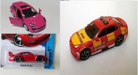 Bmw M5 Porsche Cayenne E Gt 03 Miniaturas Por Um Só Preço!
