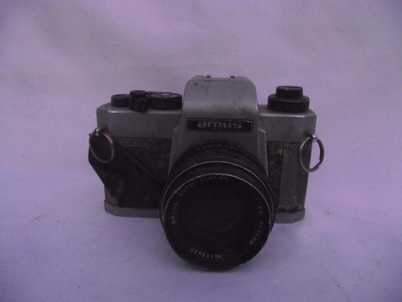 Antiga Camera Fotografica Da Marca Argus (cod.2213)