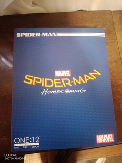 Mezco 1/12 Spiderman Homecoming 6