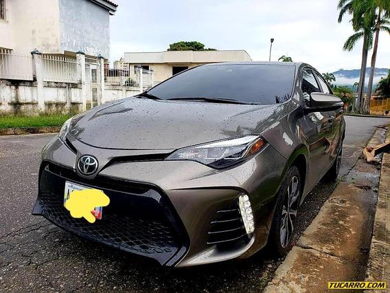 Toyota Corolla 2018 Xse