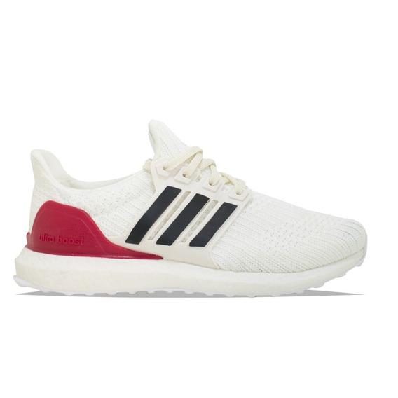 Adidas Ultra Boost Vermelho Sapatos Tênis com o Melhores
