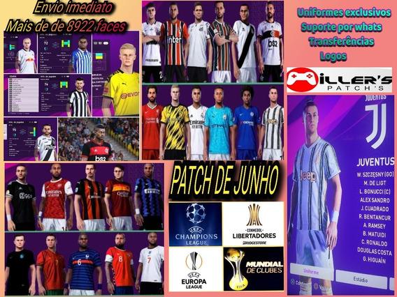 Patch Pes 2020 Efootball Ps4 Uniformes 2020 Atualizado
