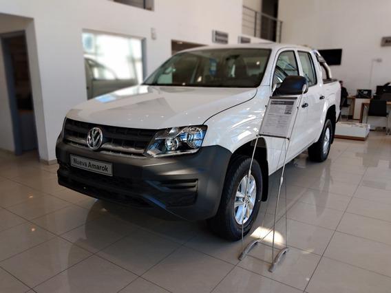 Volkswagen Amarok 2.0 Cd 140cv 4x4 Trendline 0km E. Inm. Lb