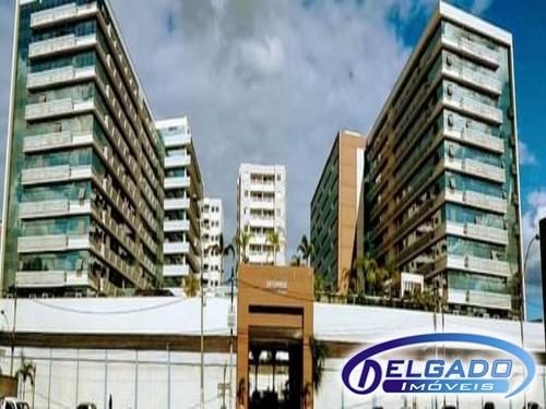 Imagem 1 de 27 de Apartamento Com 2 Quartos Em Condomínio Fechado - Itaboraí - 126 - 69539194
