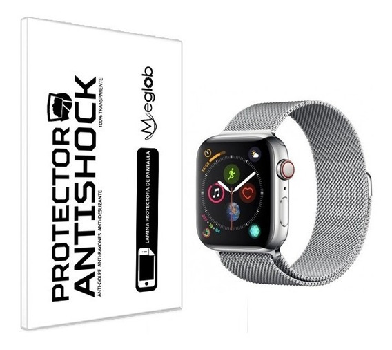 Lamina Protector Pantalla Antishock Apple Watch Series 4 44m