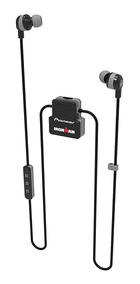 Auriculares In-ear Pioneer Ironman Se-im5bt Bluetooth Gris