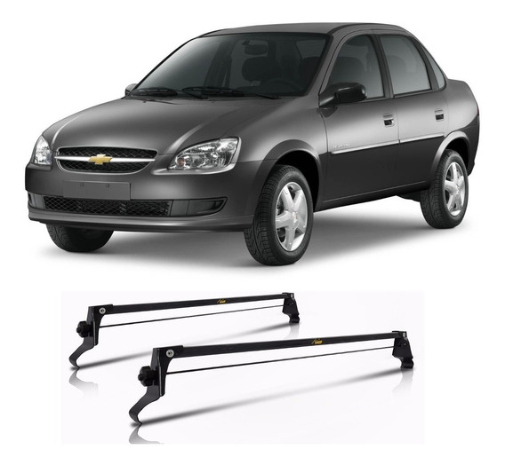 Rack Teto Corsa Hatch Sedan Classic 4 Portas Vhip