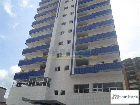 Apartamento Com 3 Dorms, Centro, Mongaguá - R$ 410 Mil, Cod: 4308 - A4308