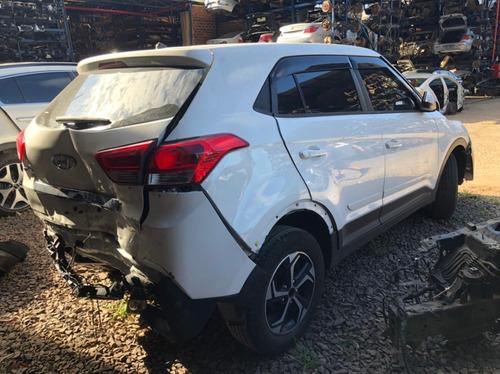 Sucata Hyundai Creta 1.6 2018/2019 130cvs