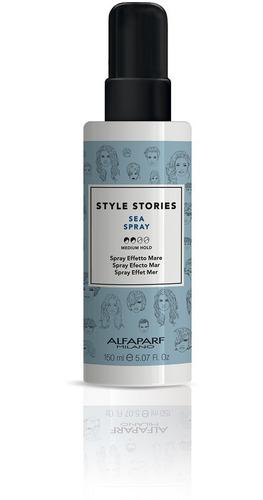 Imagen 1 de 1 de Alfaparf Style Stories Sea Spray 150 Ml