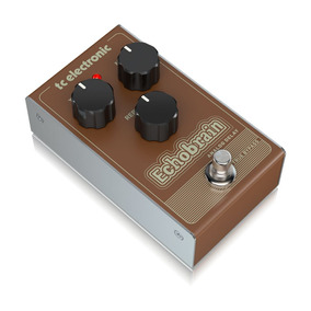 Pedal De Guitarra Tc Electronic Echobrain Analog Delay + Nfe