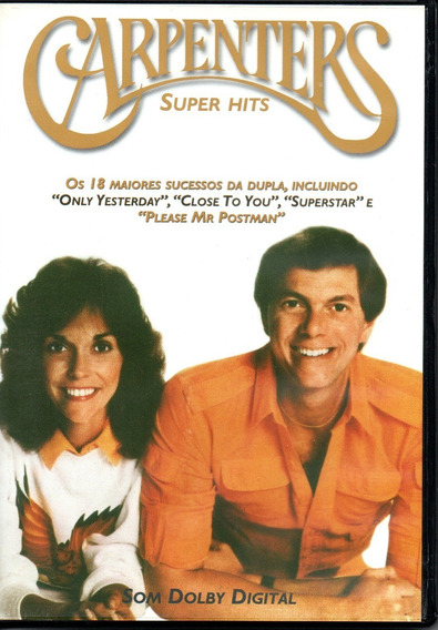 Dvd The Carpenters - Super Hits