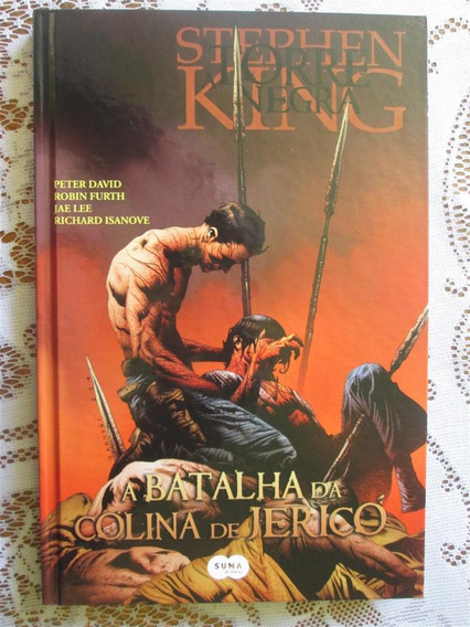 Torre Negra A Batalha Da Colina De Jérico - Stephen King