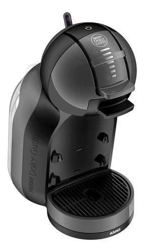 Imagen 1 de 4 de Cafetera portátil Nescafé Arno Dolce Gusto Mini Me automática negra para cápsulas monodosis 220V